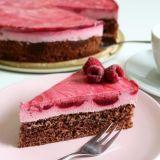 Himbeer Kekskuchen Rezept Kochrezepte At