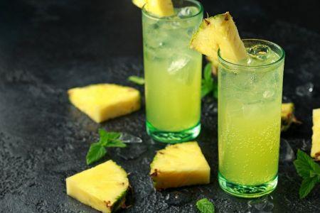 Malibu-Ananas