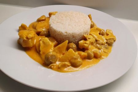 Curry Huhn