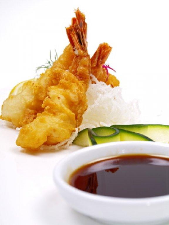 garnelen tempura
