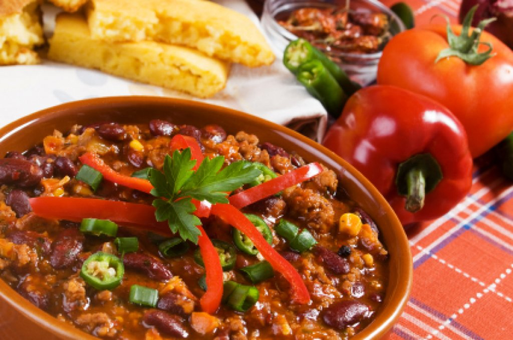 Vegetarisches Chili Con Carne Rezept Kochrezepteat