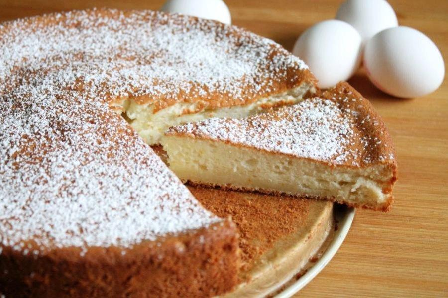 Eiweiss Zitronen Kuchen Rezept Kochrezepte At