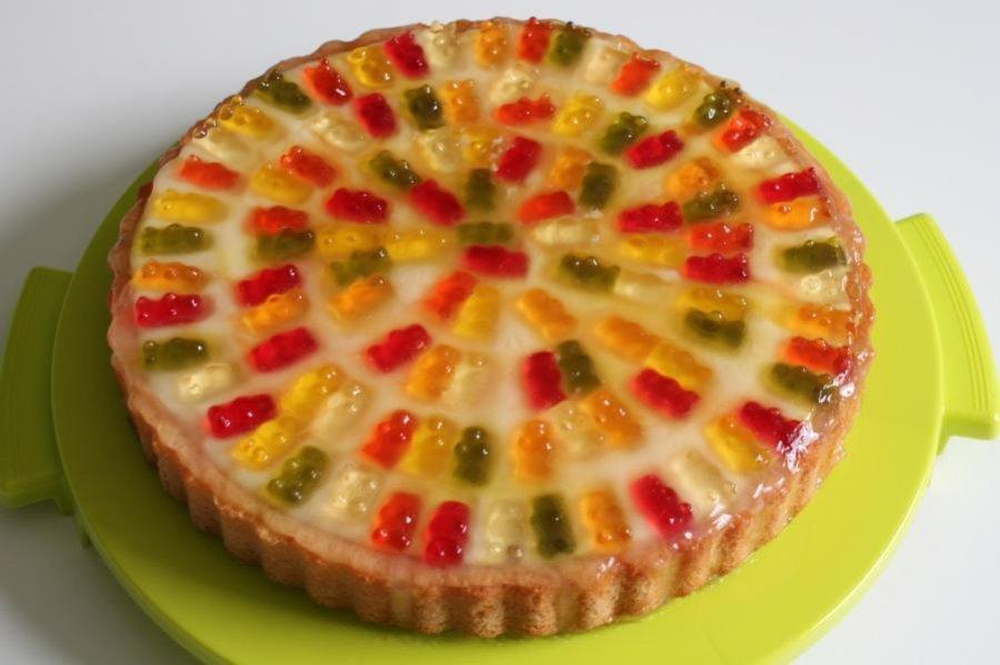 Gummibarchen Torte Rezept Kochrezepte At