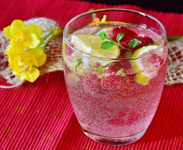 Himbeere Detox Wasser Rezept Kochrezepte At