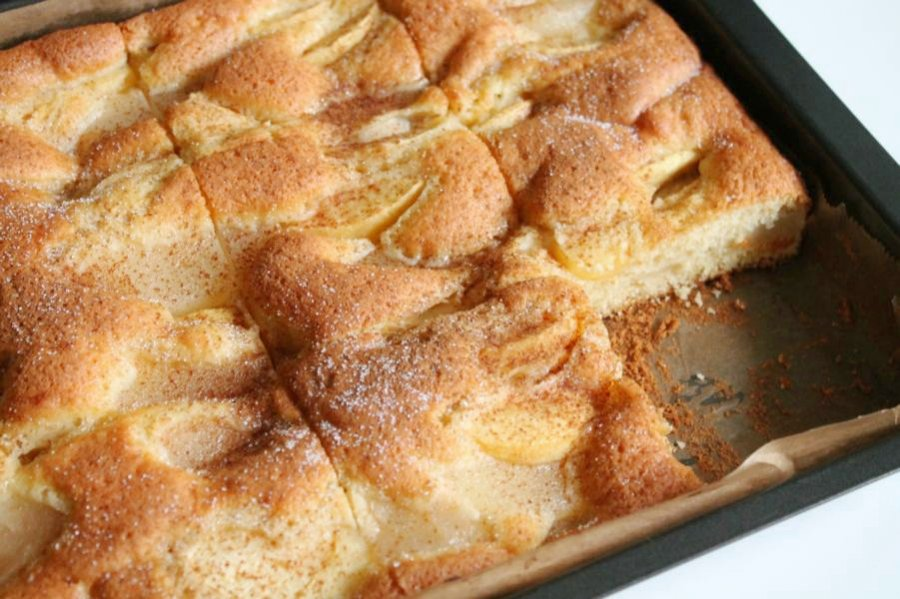 Apfel Birnen Kuchen Rezept Kochrezepte At