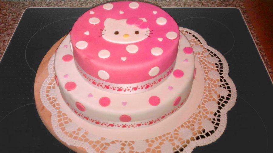 Hello Kitty Torte Schokolade Nuss Torte Rezept Kochrezepte At