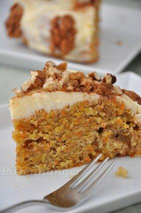 Karotten Walnuss Kuchen Rezept Kochrezepte At