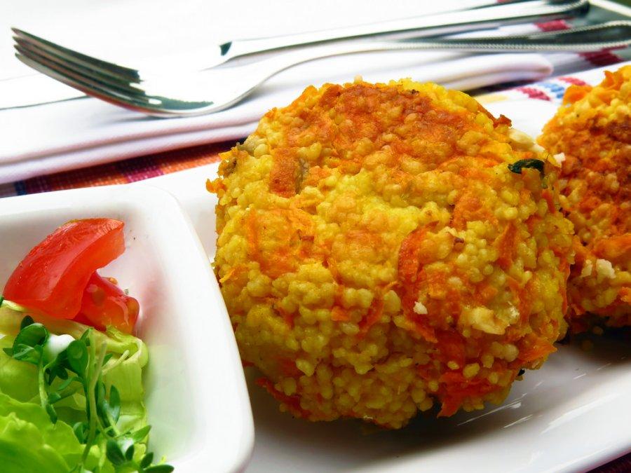Karotten couscous bratlinge rezept - Karotten kochen ...