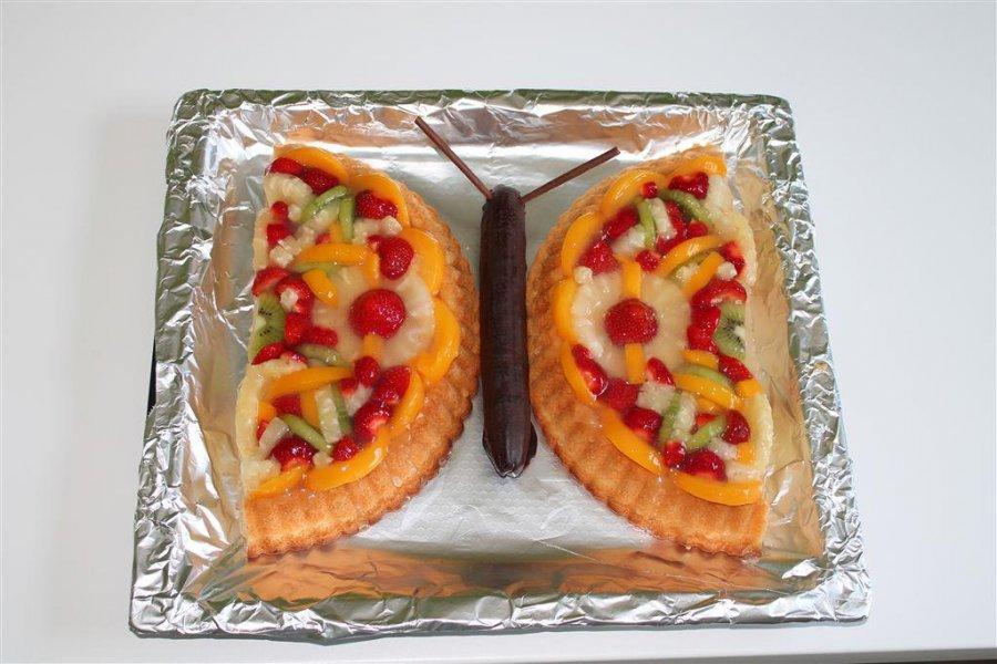 Schmetterlingskuchen Rezept Kochrezepte At