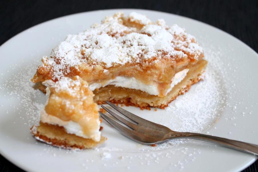 Rezepte fur apfelkuchen mit pudding