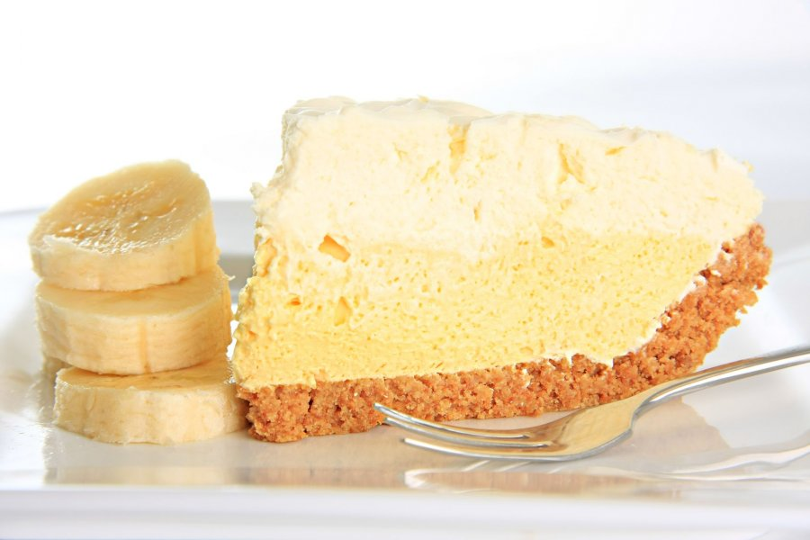 Reciepe For Banana Cake With Cream Cheese Topping