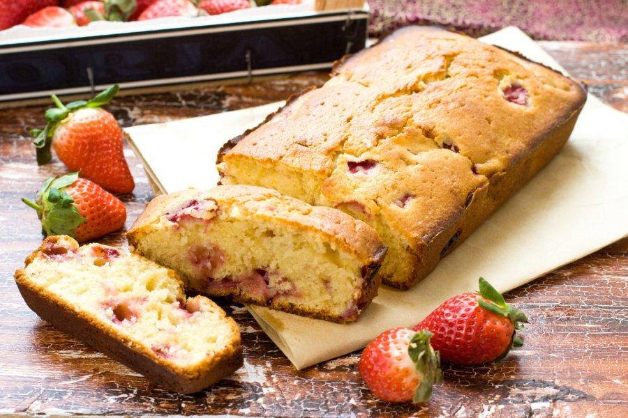 Erdbeer Joghurt Kuchen Rezept Kochrezepte At