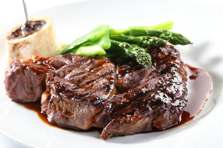 Porterhouse Steak Mit Trüffelbutter Rezept Kochrezepteat