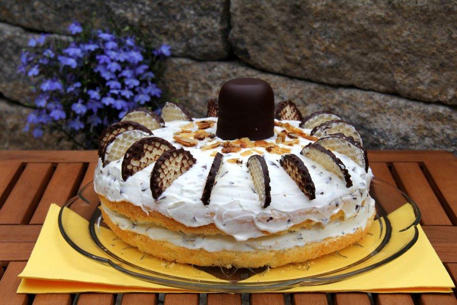 Schokokuss Kuchen Rezept Kochrezepte At