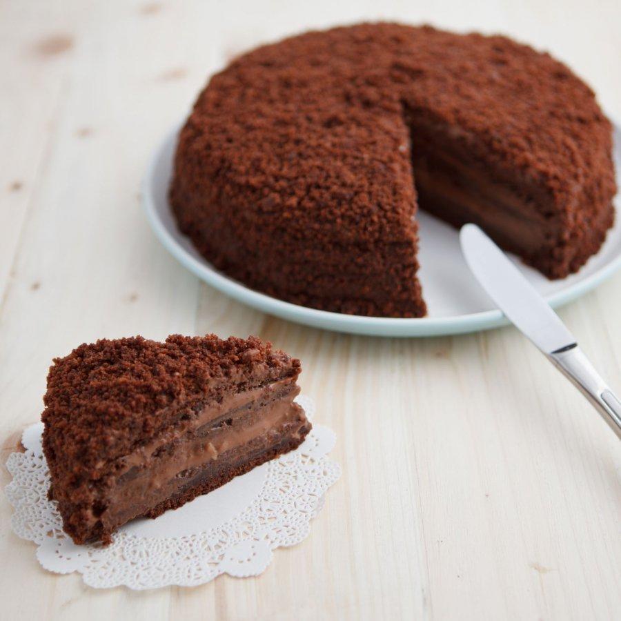 Schokoladen Blackout Kuchen Rezept Kochrezepte At