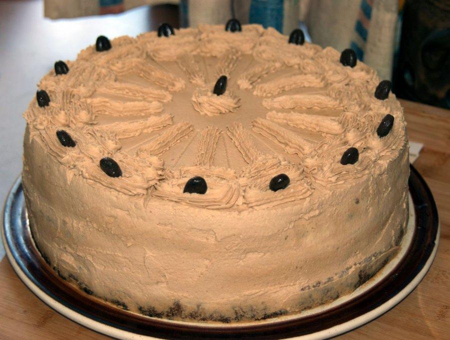 Mokka sahne kuchen