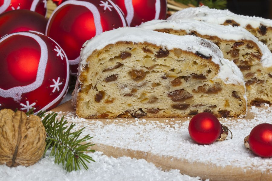 stollen christmas stollen cupcakes a christmas classic transformed