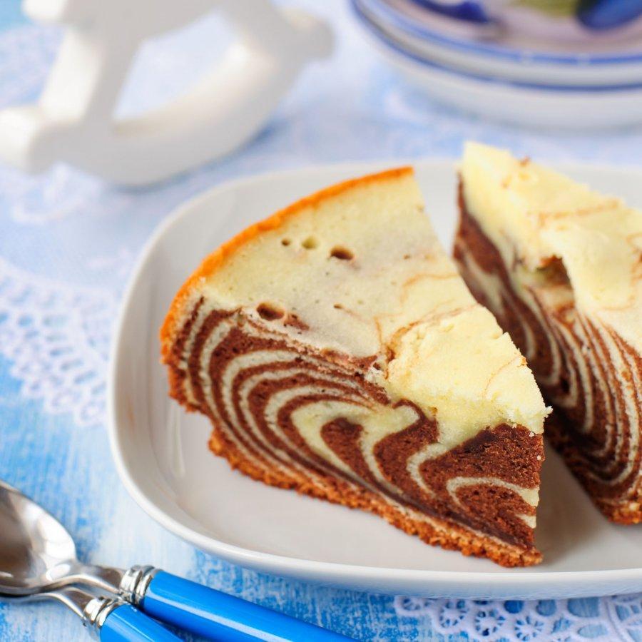 Zebra Kuchen Rezept Kochrezepte At