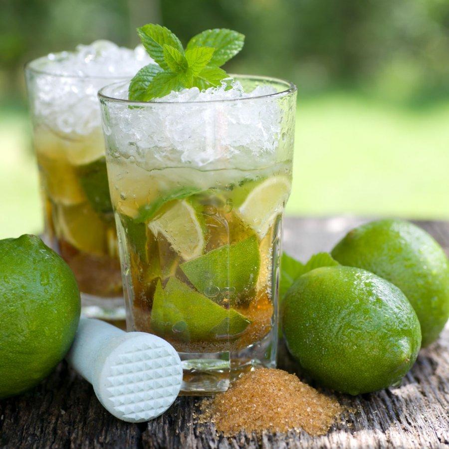Faszinierend Rezept Mojito Cocktail Dekoration Von Caipirinha. Â«