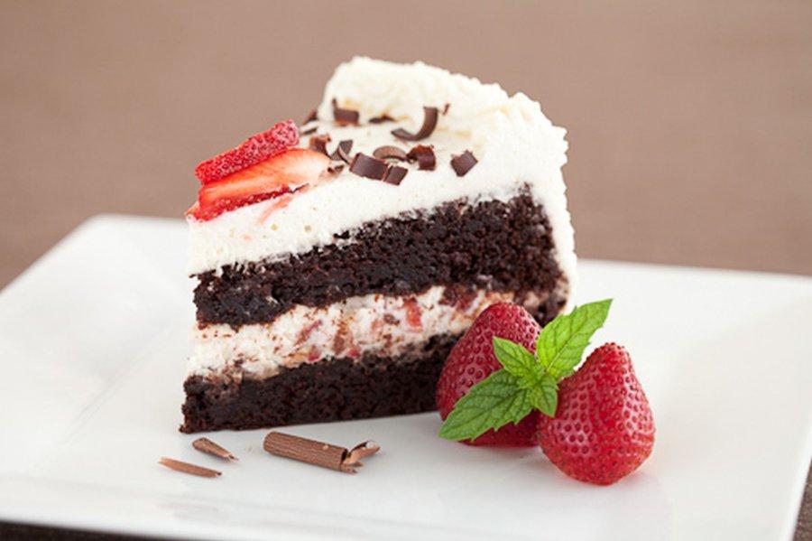 Double Chocolate Kahlua Cake