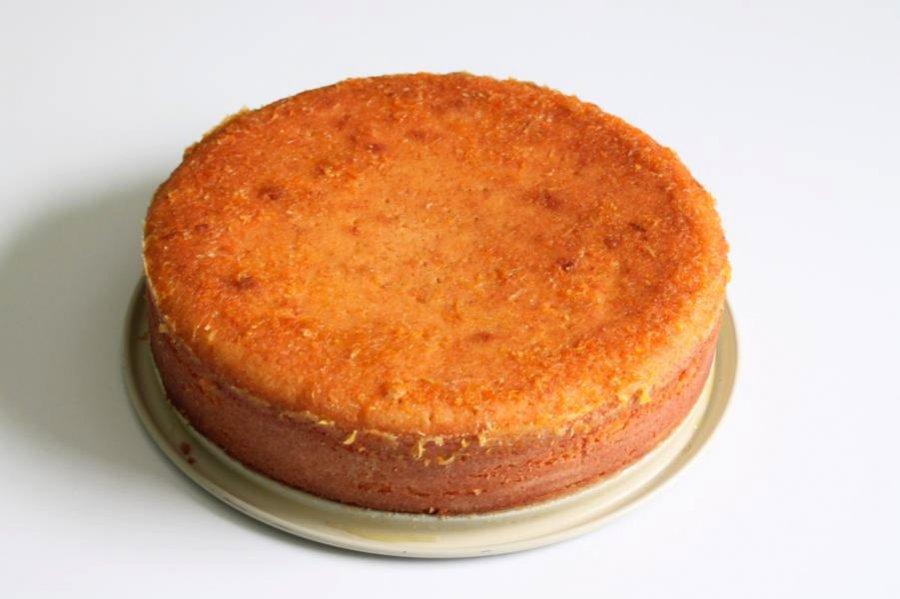Turkischer Orangenkuchen Rezept Kochrezepte At